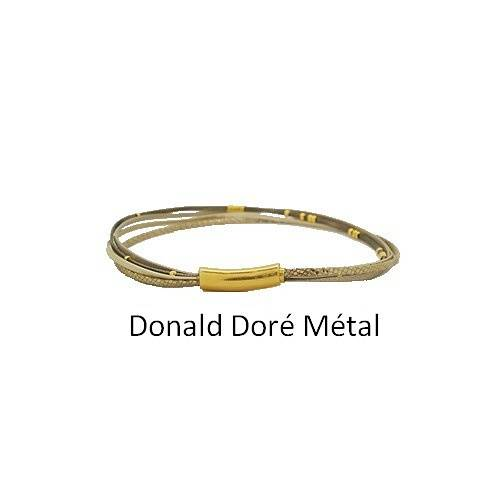 Donald Doré: Choker leather neck collierdonalddoremetal
